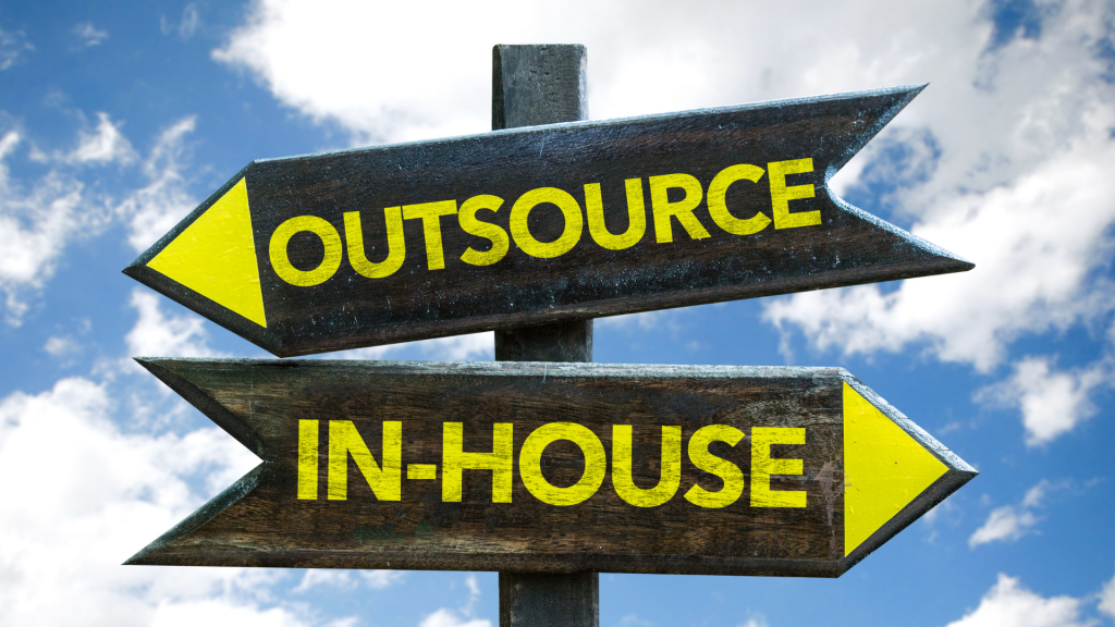 Why You Should Never Outsource Your Marketing: The 3 Best Reasons